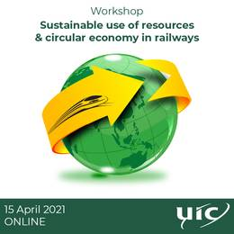 Workshop on sustainable use of resources, reuse and circular economy in (...)