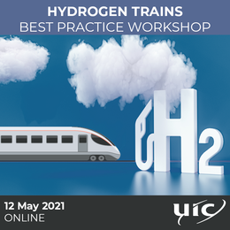Hydrogen trains UIC best practice workshop