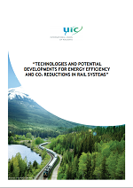 Technologies and potential developments for energy efficiency and CO2 reductions in rail systems cover